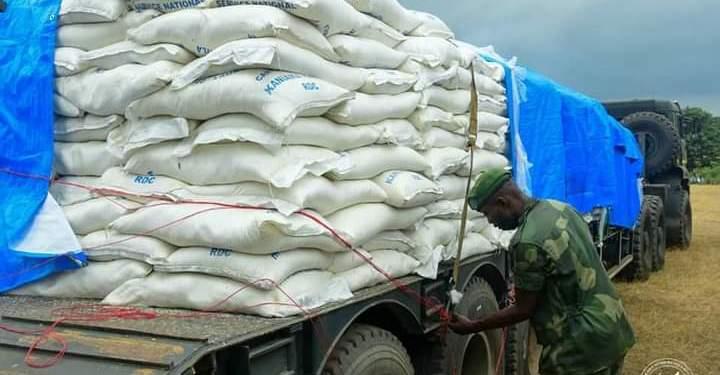 RDC : Félix Tshisekedi relance les cantines de vente des produits agricoles dans des Camps militaires