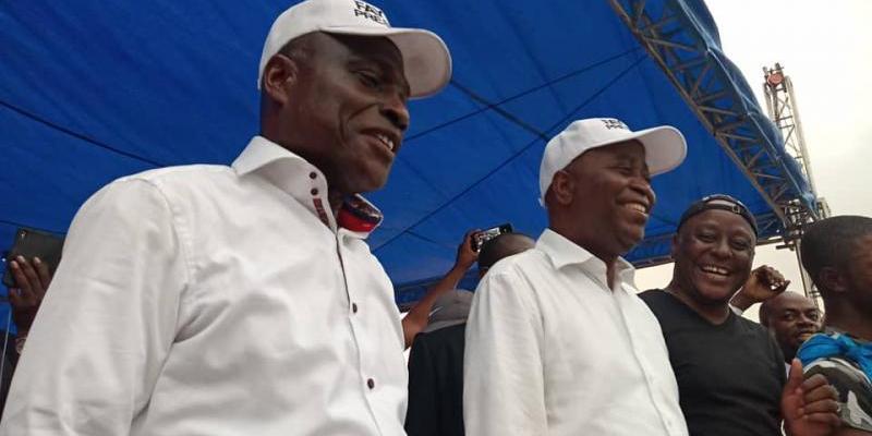 Politique : lamuka refuse les instructions de Gentiny Ngobila.