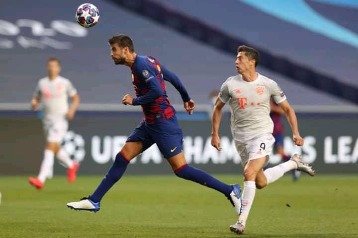 Reprise de la Ligue des Champions UEFA : Barcelone reçoit ce mardi au Camp Nou le Bayern Munich