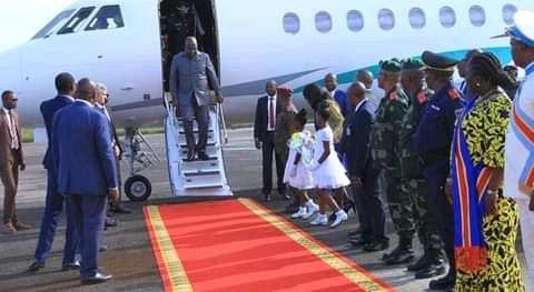 RDC : Félix Tshisekedi à Lubumbashi pour rendre les derniers hommages à Gabriel Kyungu