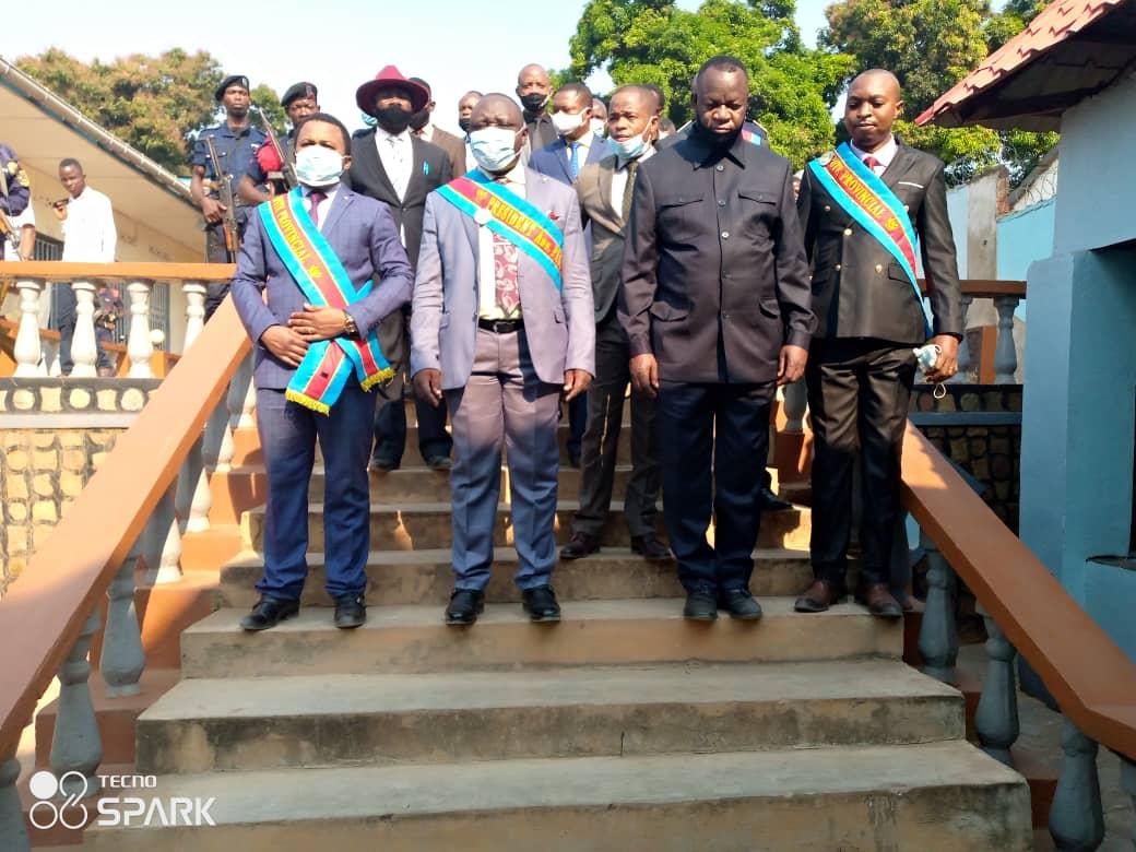 Grève des ministres provinciaux de Lomami : Berthos Kabey Diyal parle d'un traitement inhumain subi par les grévistes