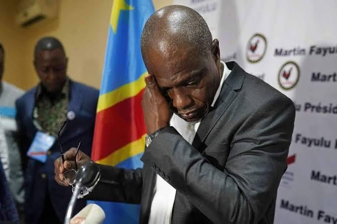 Marche Lamuka : Martin Fayulu doigté partout par des policiers !