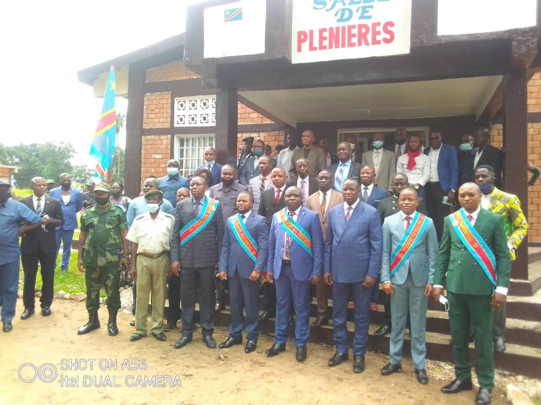 Lomami : l'Assemblée provinciale invite les députés à faire un choix judicieux lors des élections des Gouverneur et Vice-gouverneur