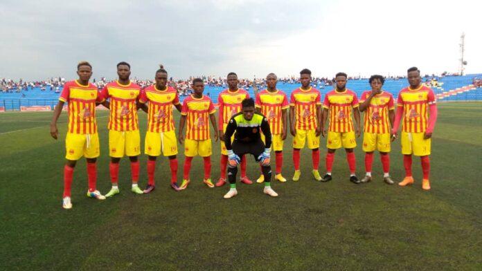 Foot/VL1 : Sanga Balende s'offre sa première victoire de la saison face à Kuya (2-1) au Stade Kashala Bonzola