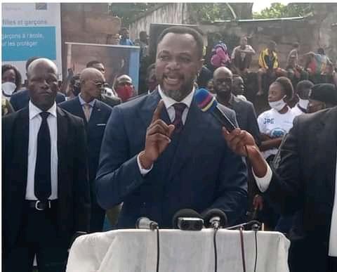 Kasaï Oriental/EPST: Tony Mwaba lance la rentrée scolaire 2021-2022 à Mbujimayi
