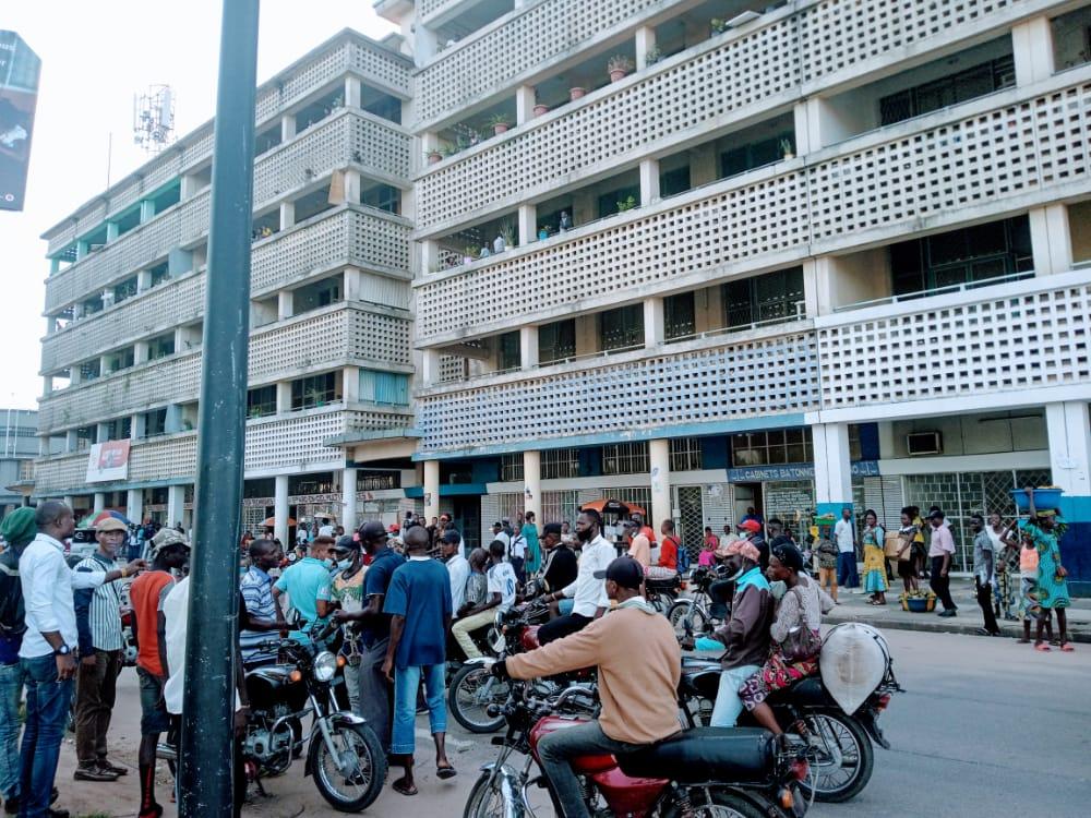 Kananga : Le non-respect du sens unique à la base d'un accident de circulation