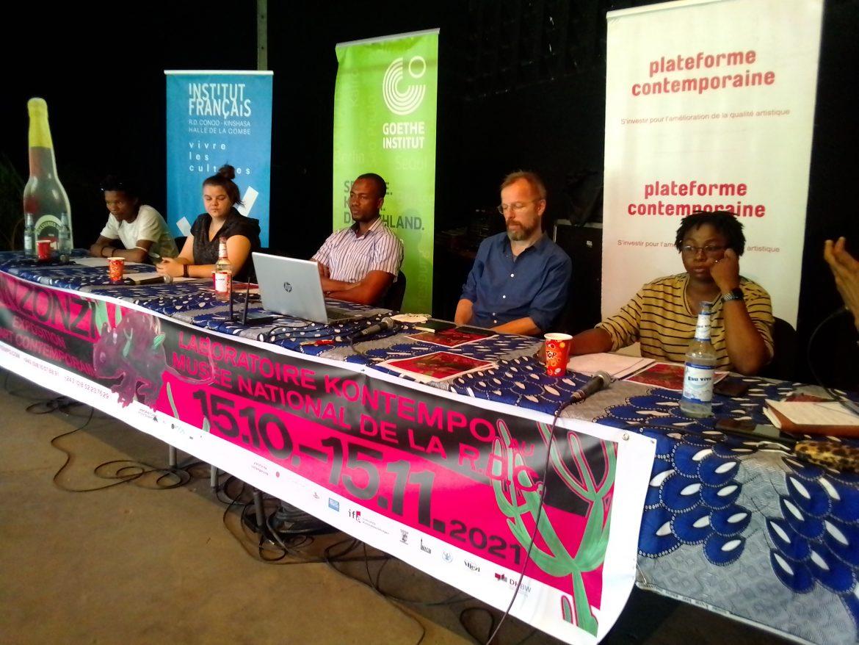 Culture : Le laboratoire Kontempo lance une série d'activités pour son édition 2021 dénommée « Kinzonzi : réinvestir les perspectives »